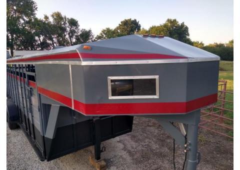 stock trailer